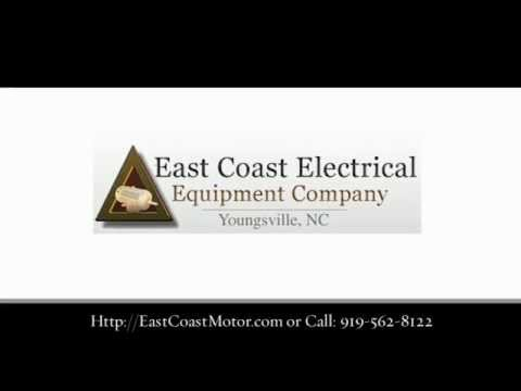 East Coast Electrical Equipment Company We Have The Largest Electric Motor Inventory In U S