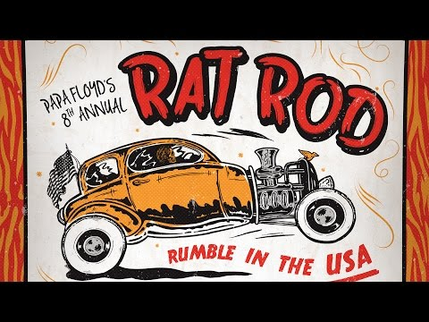 How to Design a Bold Hot Rod Poster: Illustrator and Photoshop Tutorial