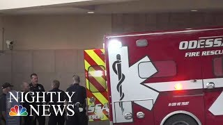 Death Toll Of Texas Highway Shooting Climbs To 7 | NBC Nightly News