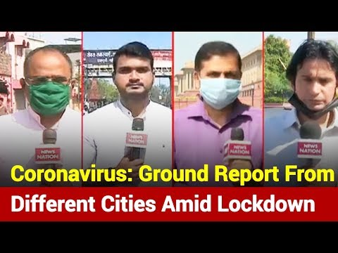 From Mumbai To Jaipur: Here're Ground Reports On Pandemic   News Nation