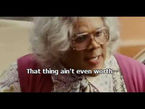 Tyler Perry I Can Do Bad All by Myself 2009 [F.U.L.L] movie Taraji P. Henson, Adam Rodrigu