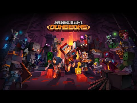 Unreleased Footage: Minecraft Dungeons (15/09/2020)