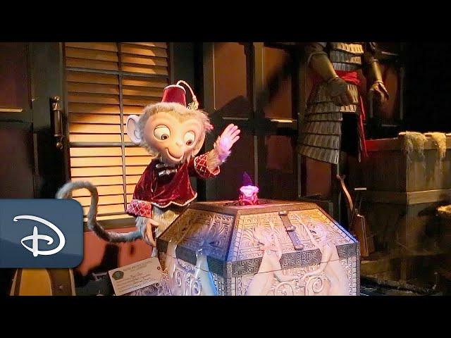 Enjoy Your Own Tour of Mystic Manor at Hong Kong Disneyland Park