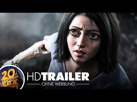 Alita: Battle Angel | Offizieller Trailer 1 | Deutsch HD German (2018)