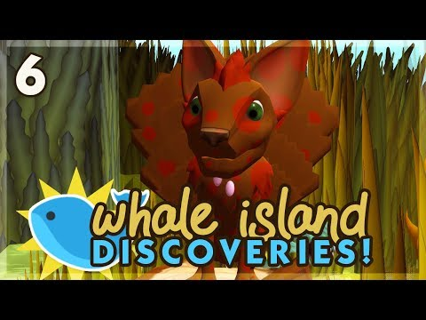 A Dashing New Songbird! | Niche Let's Play • Whale Island Discoveries - Episode 6