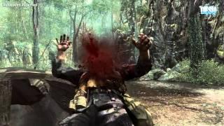 Call of Duty Black Ops ( teste Desu gameplay HD 1080p Max Settings ~ i7 870 ~ Ati HD5770)