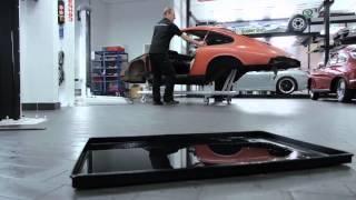Restauración del Porsche 911 marcado con el chasis No. 57