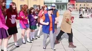 MCM London Comic Con 2015   Gravity Falls in Nutshell
