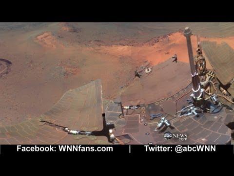 Mars Rover NASA Images