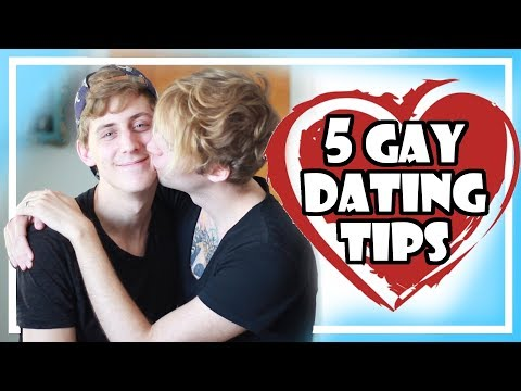 TOP 5 GAY DATING TIPS & ADVICES!