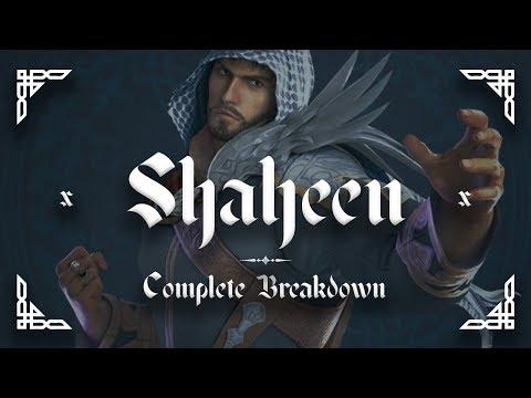 Tekken 7 - Shaheen Complete Breakdown