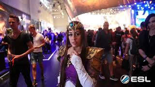 The Cosplayers of Gamescom 2018 thumbnail