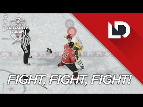 FIGHT, FIGHT, FIGHT! | NHL FACEOFF