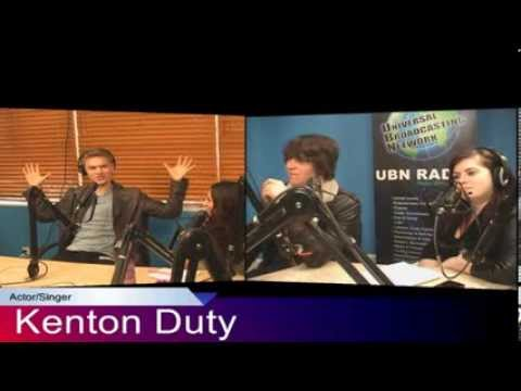 LIVE: Kenton Duty and the band, Color Blind on The Music Project Radio