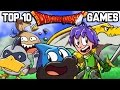 Top 10 Dragon Quest Games The Completionist