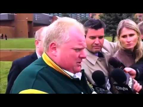 MAYOR ROB FORD Greatest Moments! RIP