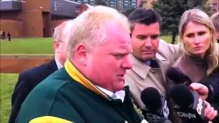 Repeat youtube video MAYOR ROB FORD Greatest Moments! RIP