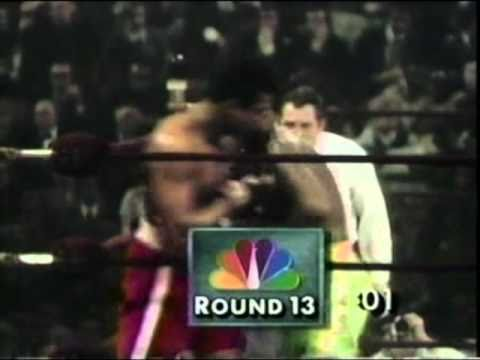 Joe Frazier vs Muhammad Ali - March 8, 1971 - Round 12 - 15