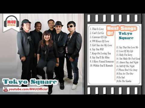 Best Songs of Tokyo Square Collection 2016