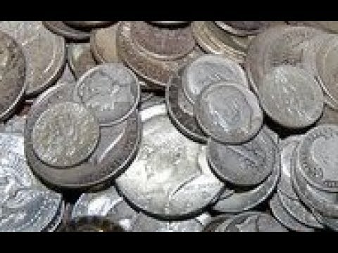 Treasure Hunting Bulk 90% Junk Silver - What Valuable Coins & Errors Can be Discovered?
