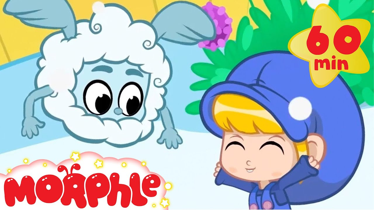 Morphle TV - My Magic Snow Man | Christmas Special | My Magic Pet Morphle | Kids Cartoon