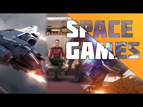 Space Games News: Star Trek Bridge Crew: TNG, Star Citizen Troubles, Everspace  PS4 Release