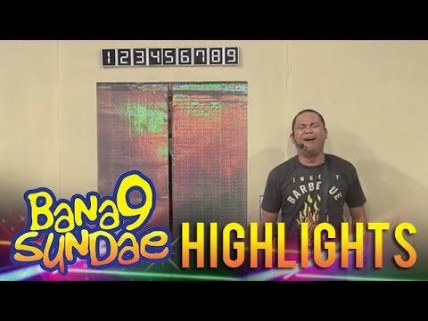 Banana Sundae: Kuya Jobert and the Elevator