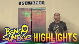 Banana Sundae: Kuya Jobert and the Elevator