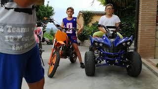 Motocross 150cc  125cc  e quad 125cc