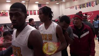 YoungBallerzTV :Orr Vs Uplift Playoff Game