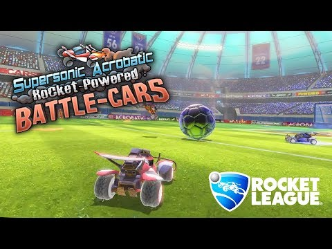 I played the prequel to Rocket League: SARPBC vs RL