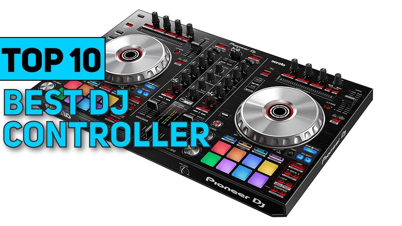 Best Dj Controller in 2021 [Top 10 Dj Controller]