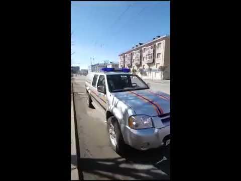 Полицейские патрули Альметьевска используют громкоговорители на машинах спецслужб   ТНВ
