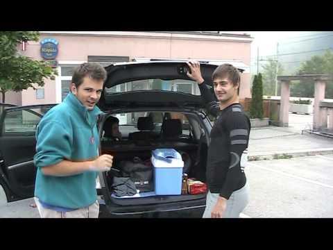 Kolesarski izlet Sevnica-Koper (Part 1)