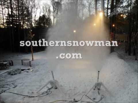 Snowmaking Equipment Overview