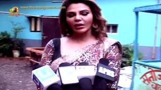 Rakhi Sawant Appearance in Chidiya Ghar | Trying to become Best Bahu on Television
