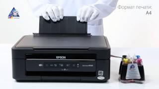 Обзор МФУ Epson Stylus NX230