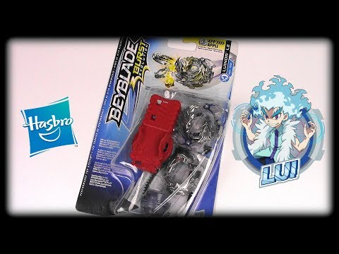 LOST LUINOR L2 IS HERE TO CONQUER!! Unboxing Review Battle   Beyblade Burst Evolution   Hasbro