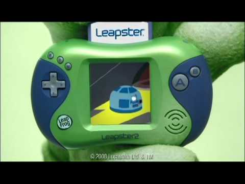 Leapfrog Leapster2 Wiredrive Youtube