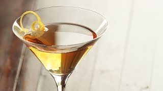 How to Make: Lemon Maple Martinis