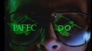PAFEC DOGS 1986