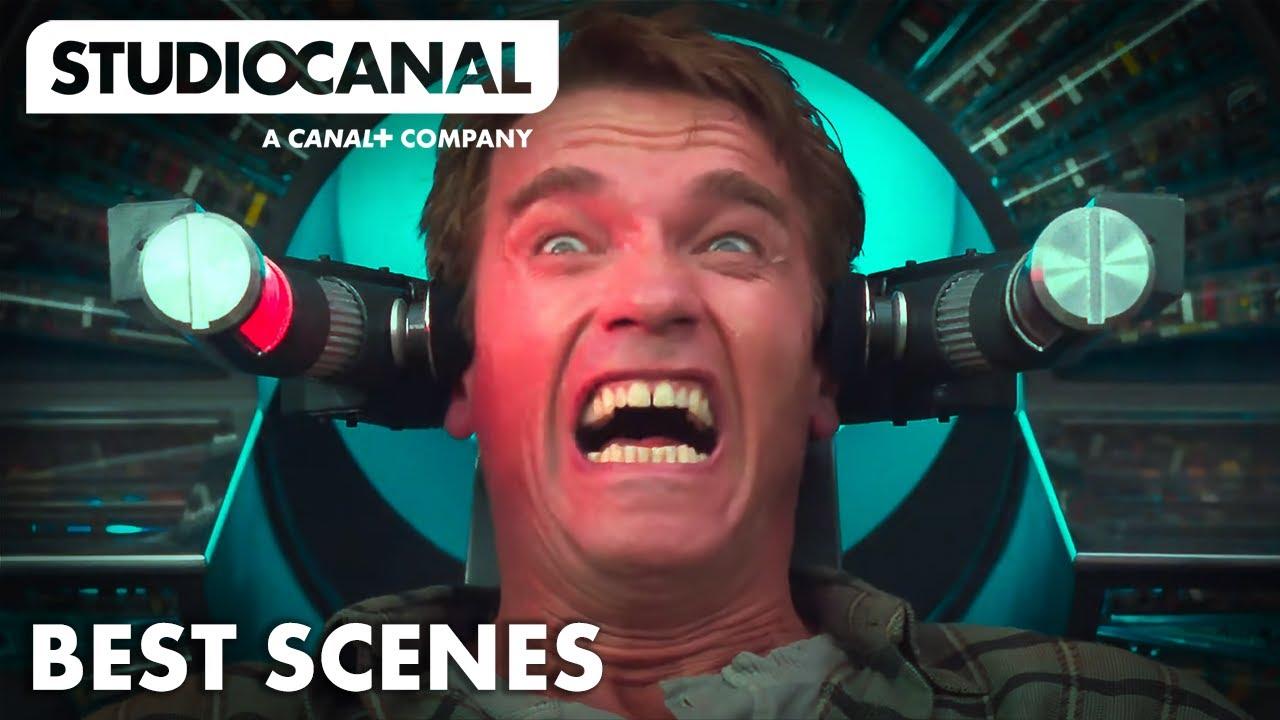 Download Best Scenes from TOTAL RECALL- Starring Arnold Schwarzenegger & Sharon Stone [4K]