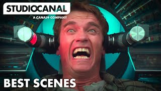 Best Scenes from TOTAL RECALL- Starring Arnold Schwarzenegger & Sharon Stone [4K] Thumb