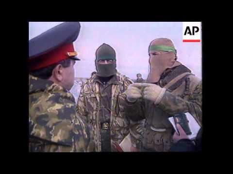 RUSSIA: DAGESTAN: CHECHEN REBELS HOSTAGE CRISIS: UPDATE (2)