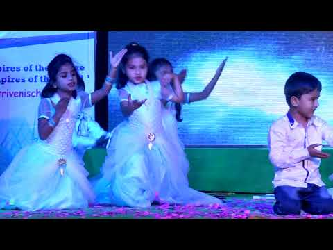 Save Water - Dance performance by SKG students
