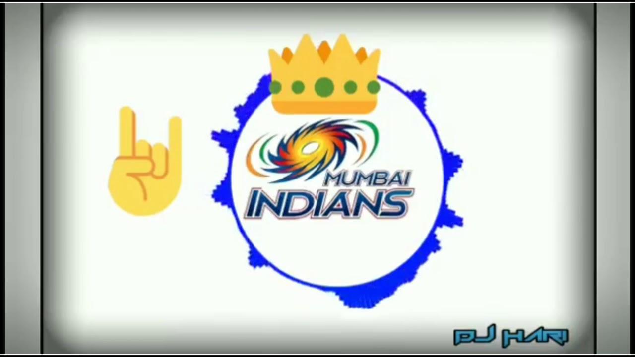 Mumbai Indians lastest trance/ best song of mi / dj remix song