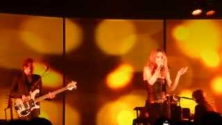 Joe le Taxi - Vanessa Paradis - Paris 13/11/2013