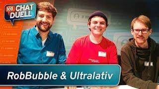 Chat Duell #58   Ultralativ & RobBubble gegen Team Bohnen