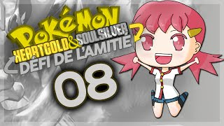POKEMON SOULSILVER - DEFI DE L'AMITIE - #8