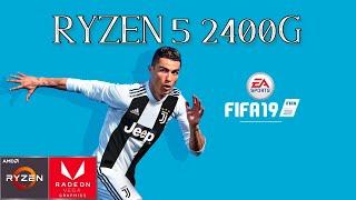 Pc Ga Amds Ryzen 5 2400G - Nnvewga